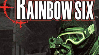 Tom Clancy's Rainbow Six jeu rétro playstation